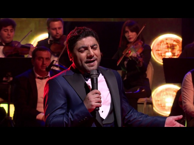 Nuri Menim ucun yasa Heyder Eliyev Sarayi canli konsert