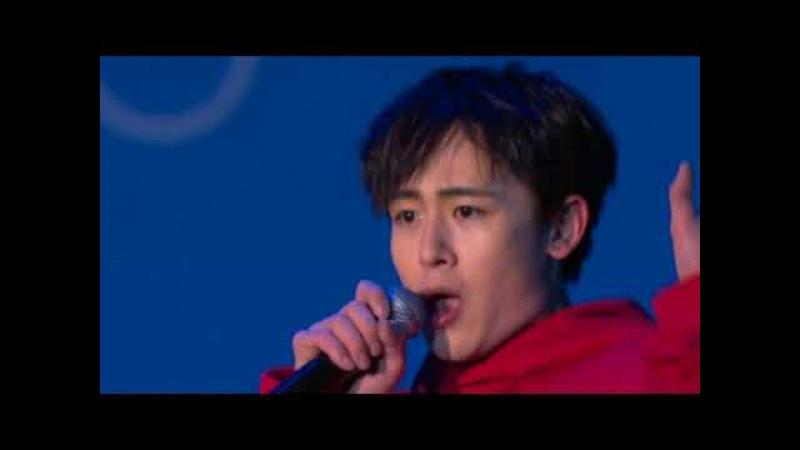 180219 2PM 02-Jump~멘트~10만10~미친아~Hands up~인사