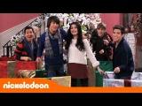 Big Time Rush Cantando con Miranda Nickelodeon en Espa