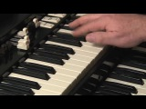 LESSON 7 - HOW TO PLAY JAZZ &amp ROCK LICKS ON A HAMMOND B3 or C3 ORGAN