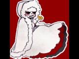 комикс Undertale MIX Сансы в свадебном платье