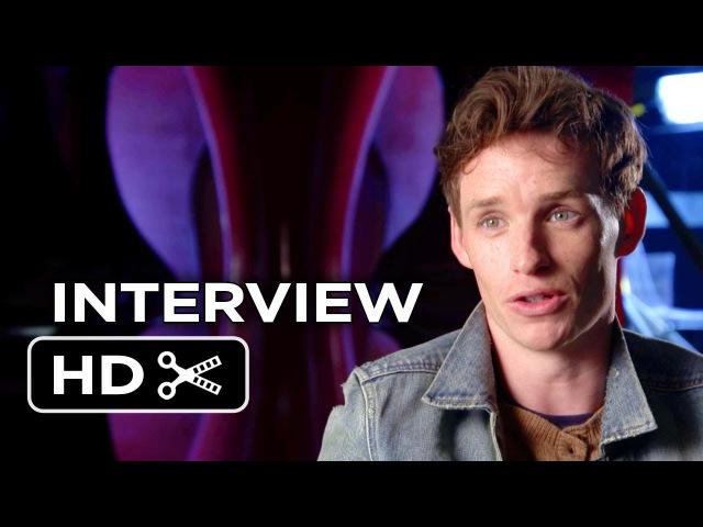 Jupiter Ascending Interview - Eddie Redmayne (2015) - Channing Tatum, Mila Kunis Movie HD