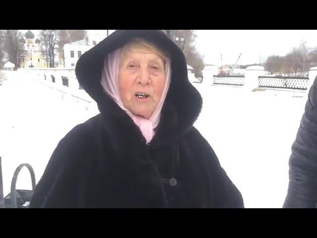 Бабка рулит