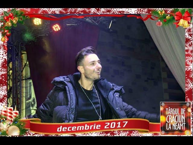 FAYDEE Live in Piatra Neamt la Targul de Craciun 2017