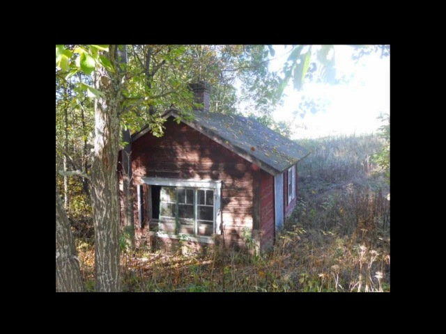Hankalahdentie/heinästie,Espoo Deserted houses,Finland UE-11