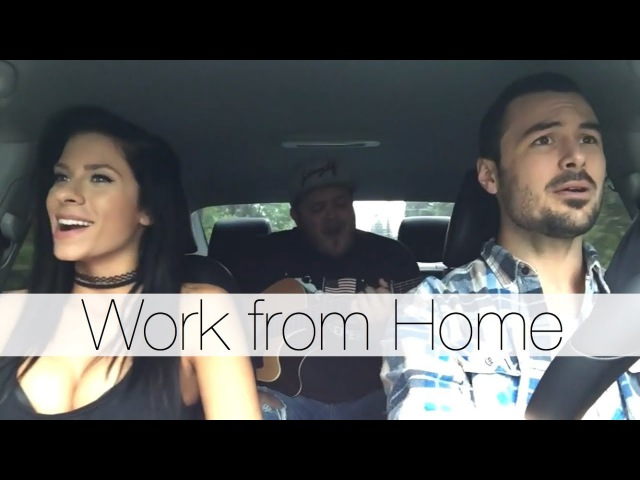 THROWBACK CAR COVER Fifth Harmony Work From Home Andie Case Cover
