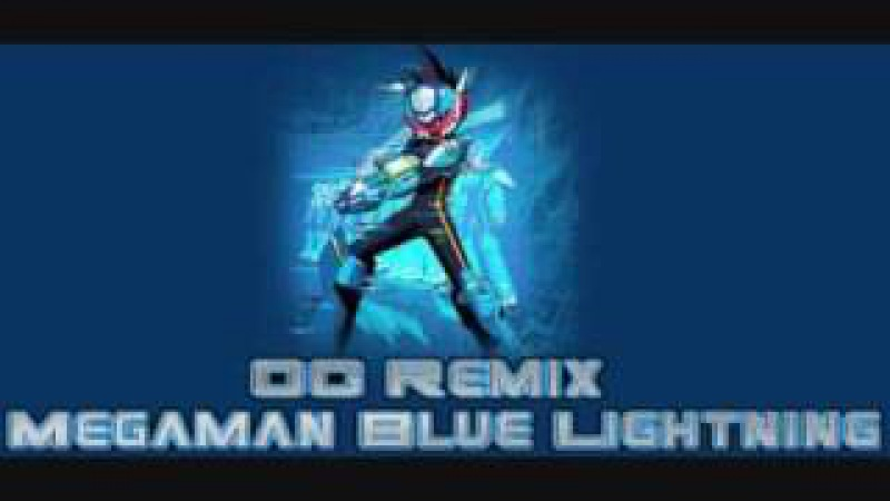 Megaman OC Remix Blue Lightning