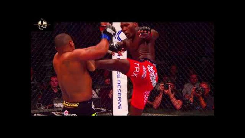 БРУТАЛЬНЫЙ НОКАУТЕР В UFC! Anthony Rumble Johnson.ЛУЧШИЕ МОМЕНТЫ. Highlights.Knockouts