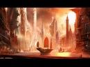 Космос, внеземнные цивилизации. Красивый инопланетый мир