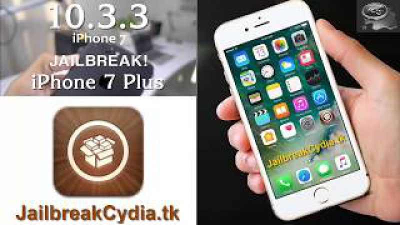 Jailbreak 10.3.3 | iOS 10.3.3 | Cydia iOS 10 iPhone 7 Plus*
