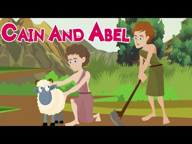 Cain and Abel | First Two Son's of Adam Eve | Book of Genesis I Animated Children's Bible Stories