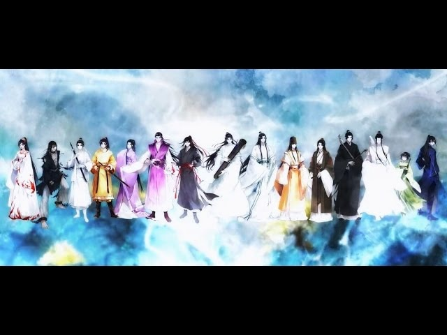 [Vietsub] Ma đạo tổ sư - Đề kiếm lai yêu hồng trần khách