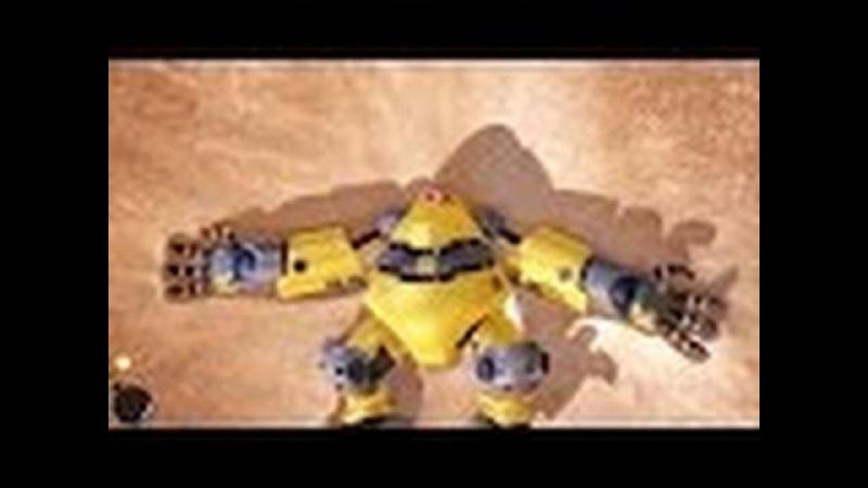 Тобот 20 серия TOBOT Мультфильм про трансформеров
