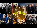 U2, Scorpions, Guns N' Roses, Bon Jovi, Led Zeppelin Greatest Hits - Best Rock Songs of All Time