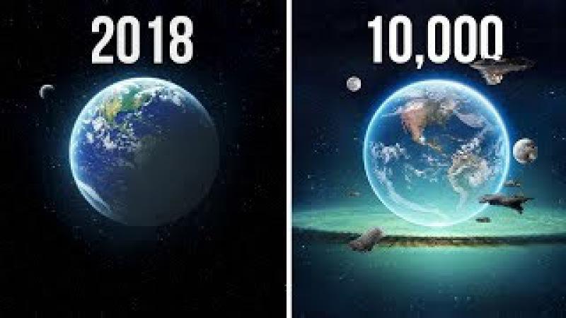 10 000 ANOS DO FUTURO EM 10 MINUTOS