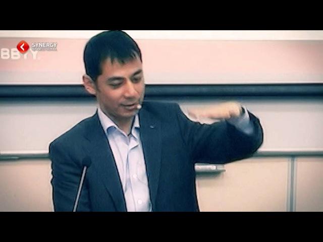 Давид Ян История создания компании ABBYY Университет СИНЕРГИЯ