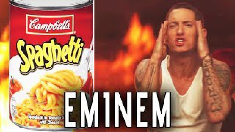 Eminem - Mom's Spaghetti PART 2 (Love The Way You Lie) [Those Notes]