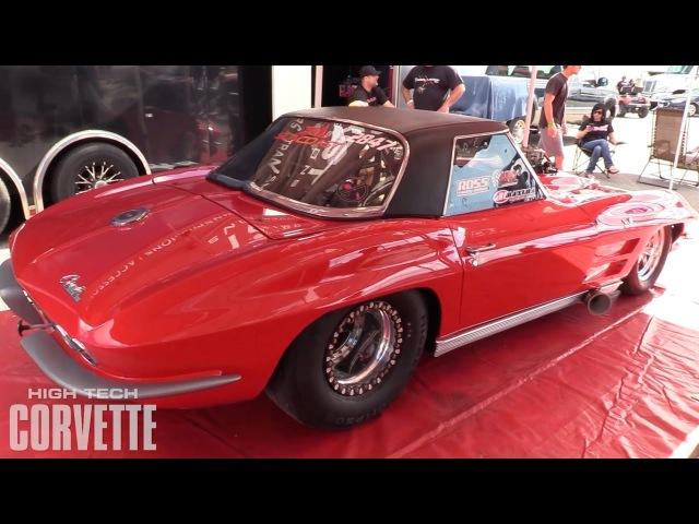 Shannon Poole's C2 Corvette - Lights Out 8