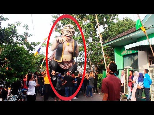 SEMAR RAKSASA Kirab Budaya Bangunjiwo Kasihan Bantul HUT Kelurahan Bangujiwo Ke 71 Part 2