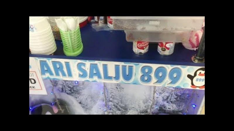 Nyobain Es Salju dan Roti O Di Pasar Baru Jakarta Pusat Untuk Rasa yuk kita Lihat