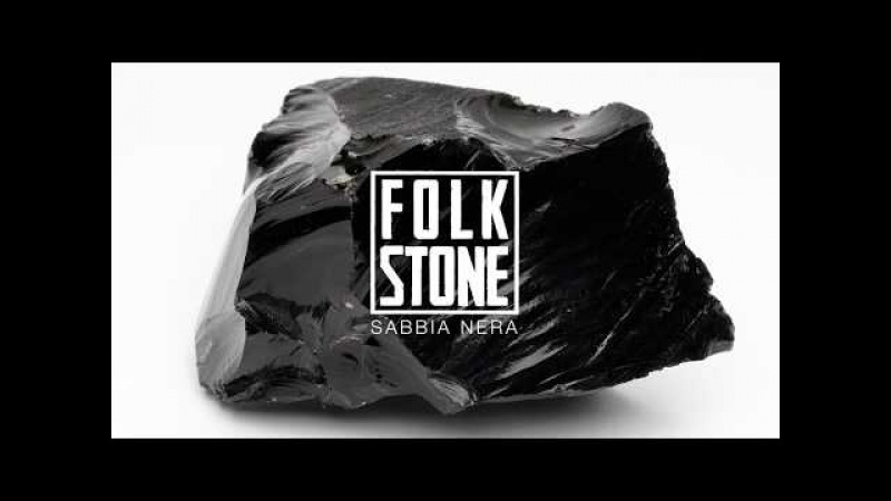 FOLKSTONE - Sabbia Nera (music lyrics)