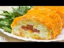 Такой Вкуснятины Вы еще Не Пробовали! Салат-закуска Царский Рулет . Рецепт.