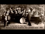 Paul Whiteman Orchestra - Smoke Gets In Your Eyes (1933)