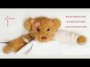 Restoration and repair plush toys by Art berloga