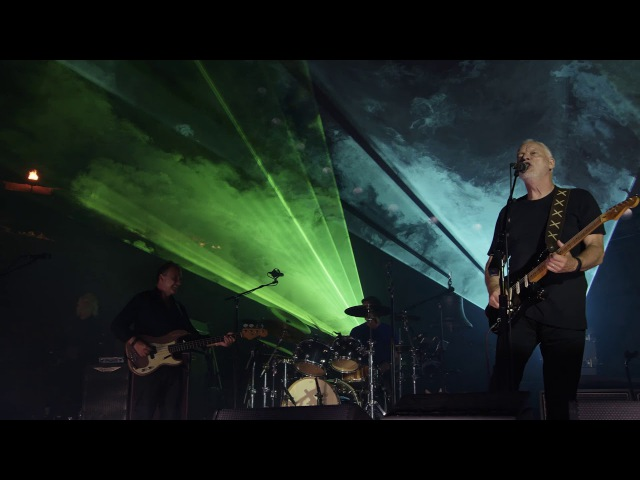 David Gilmour Comfortably Numb Live At Pompeii 2016 Excerpt