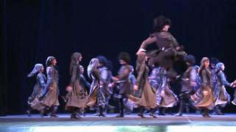 Georgian State Choreographic Ensemble BATUMI - promo video