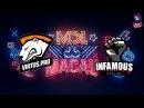 VP vs Infamous RU (bo1) MDL Macau Lan Minor 09.12.2017