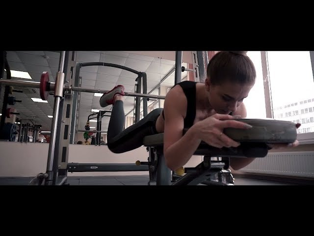 Daria Starikova (Fitness room