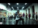 Michael Jackson Beat It choreography by Dres Reid Dance Centre Myway