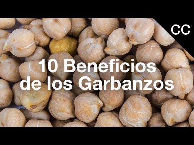 10 Beneficios de los Garbanzos | Ciencia de la Comida