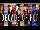 DECADE OF POP The Megamix 2008-2018 by Adamusic