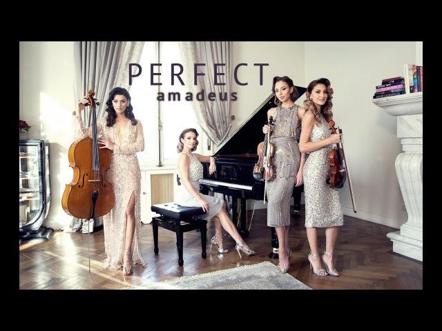 Ed Sheeran Perfect Amadeus violin cover instrumental