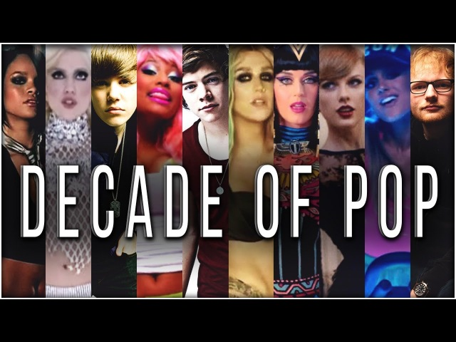 DECADE OF POP | The Megamix (2008-2018) by Adamusic
