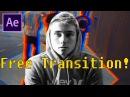BEST RGB Split Whoosh Transition Free Preset Sam Kolder Cole Bennett After Effects