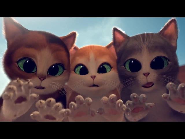 Кот в сапогах: Три Чертенка / The Three Diablos coub