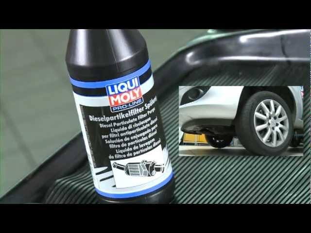 Pro-Line Dieselpartikelfilter-Reiniger (DPF-Reiniger) von LIQUI MOLY (5169)