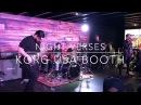 Night Verses Korg booth namm 2018