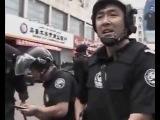 Китайские полицейские расстреляли Уйгурских (Туркестанских) националистов 2009 год, г. Урумчи