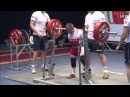 Sergey Fedosienko - 660kg 1st Place 59kg - IPF World Classic Powerlifting Championships 2017