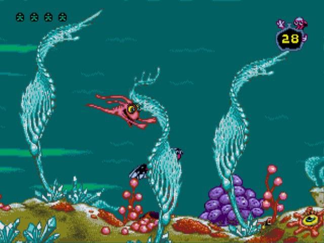 Sega Mega Drive - прохождение Toejam Earl in Panic Funkotron (Walkthrough) Part 1