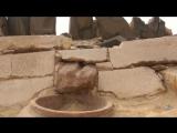 Абусир. Пирамида Ниусерра. Водосток.