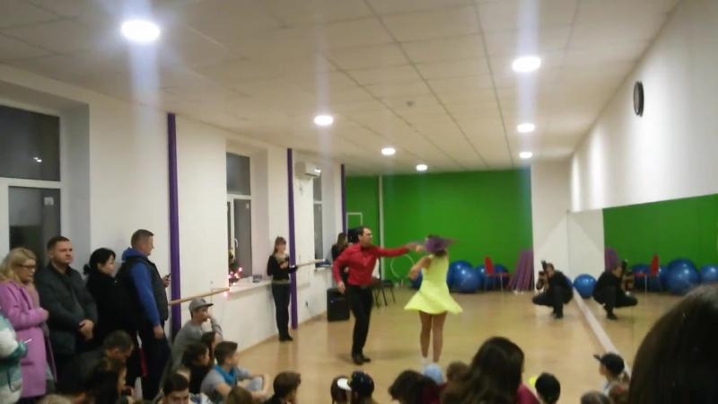 Brazilian Zouk, Vladimir Irina, 24.12.2017