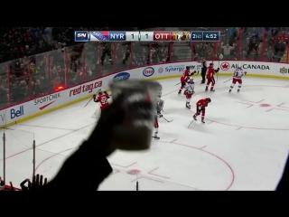 New York Rangers - Ottawa Senators - December 13th, 2017