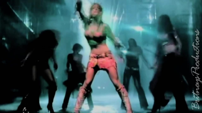 Britney Spears - The Femme Fatale Dubstep (HD) (1)