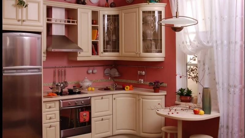Дизайн кухни 7 кв. метров_ 60 идей