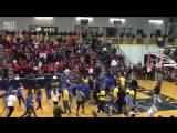 Баскетбол. Финал Нью-Йоркской школьной лиги. Победа со счётом: 52-51